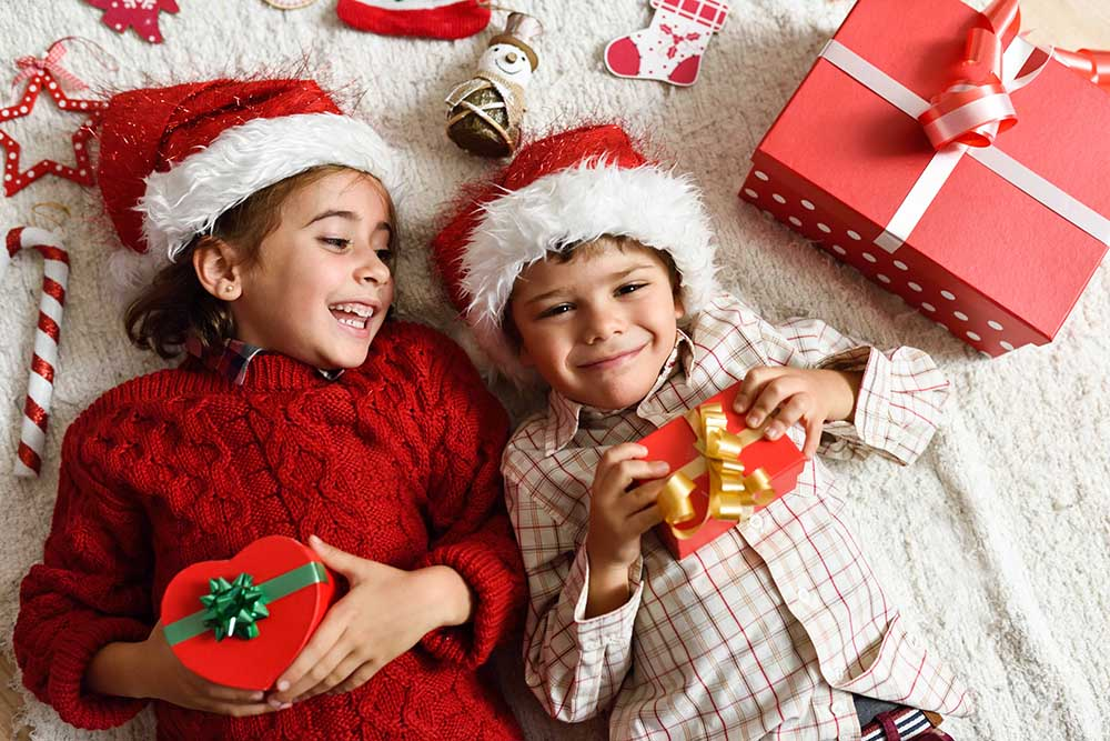 Como educar a tus hijos con los regalos
